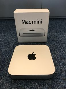 Apple Mac Mini A1347 2,4/2GB/320GB /NVIDIA