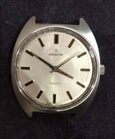 Zenith Sporto - Men's wrist watch - 1970