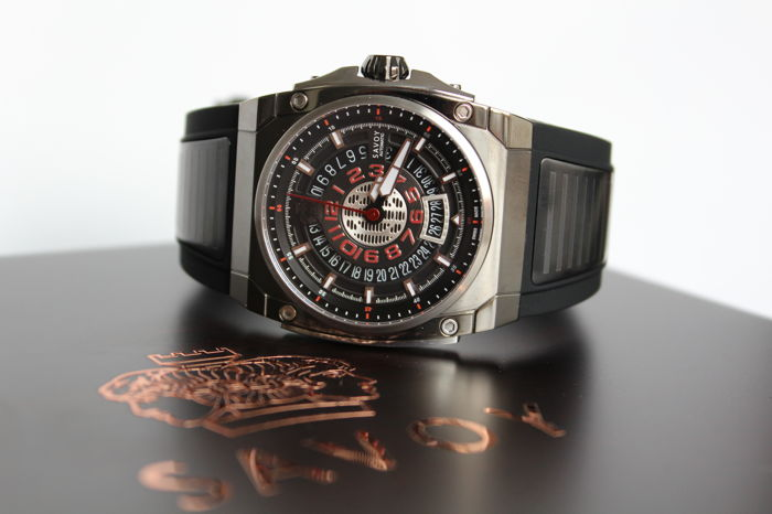 Savoy Swiss Made limited edition heren horloge in nieuwestaat