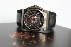 Savoy Swiss Made limited edition men's watch in new condition.