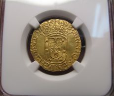 Portugal – Reign Governors – 500 Reais – 1580 – Of the highest rarity