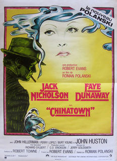 Anonymous - Chinatown / The Shining (Jack Nicholson) - 1974/1980