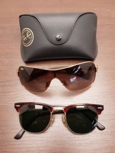 Ray Ban (Bausch Lomb) 2x - Sunglasses - Unisex