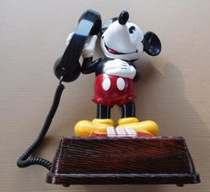 Disney, Walt - Telephone (Analogue) - Mickey Mouse (c. 1980s/90s)