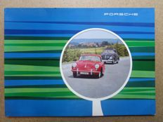 Porsche - Original brochure for Porsche 356 B- 1962