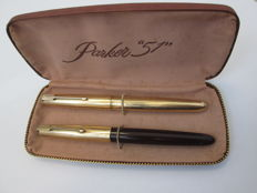 Parker 51 set in Original box - 1940s - USA
