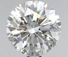 Round Brilliant Diamond 0.55 Carat , D IF 3EX,   Cert: GIA  #SS309 -original image