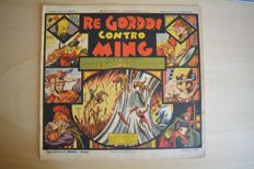"Flash Gordon, Le avventure - 5th episode ""Re Gordon contro Ming"" 1st edition (1936)"