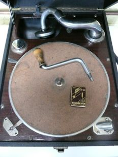 Colombia travel gramophone phonograph