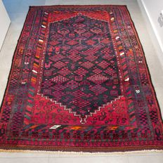Magnificent Kurdish nomadic rug - 190 x 144 cm - special appearance