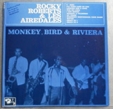 Soul Rhythm & Blues with Rocky Roberts & Les Airedales  and  Betty Everett  - TWO MEGA RARE RECORDS