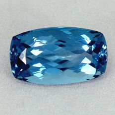 London Blue Topaz - 19.84 ct - No Reserve Price