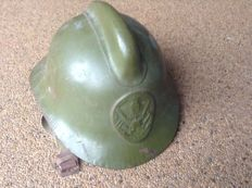 Soviet Union - Army fire department helmet - 40/45