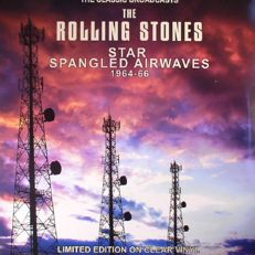 Lots of 3 Live Albums From The Rolling Stones All Limited Editions, Star Spangled Airwaves 1964-66 Color Clear, The Very Best Of The Rolling Stones The Brian Jones Era Color White, Hawaii 1966 Color Clear