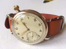 Omega-mariage watch / converted pocket watch / nca 1910