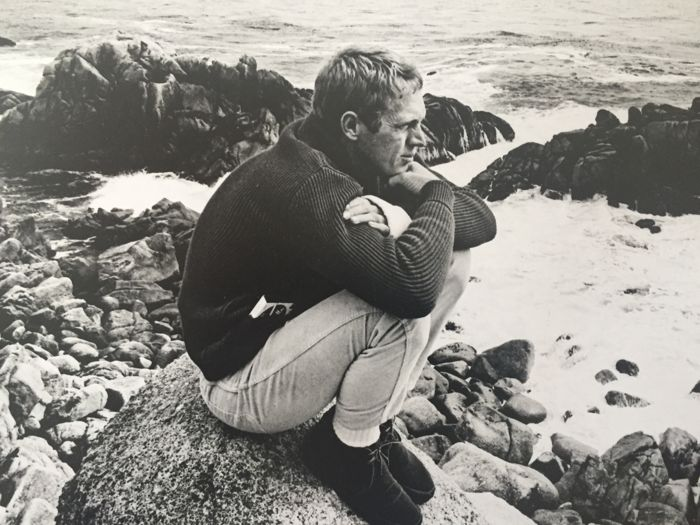 William Claxton (1927-2008) - Steve McQueen - 1964