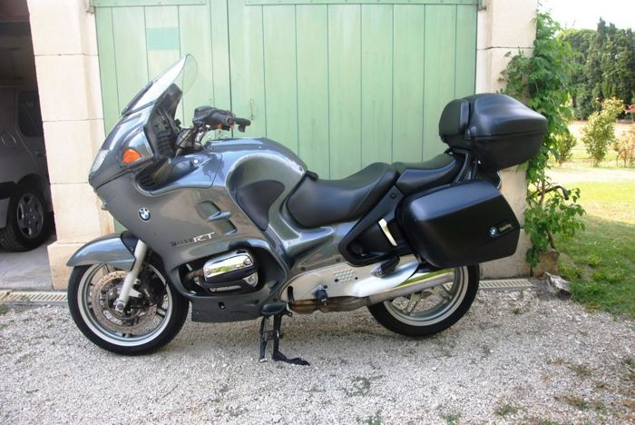 BMW - R1150RT - 1150 cc - 2003