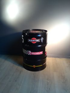 Porsche/Martini/Michelin - Racing - Barrel/seat - Metal