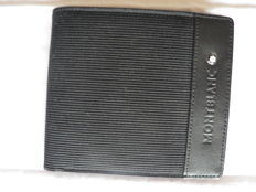 Mont blanc nightflight wallet.