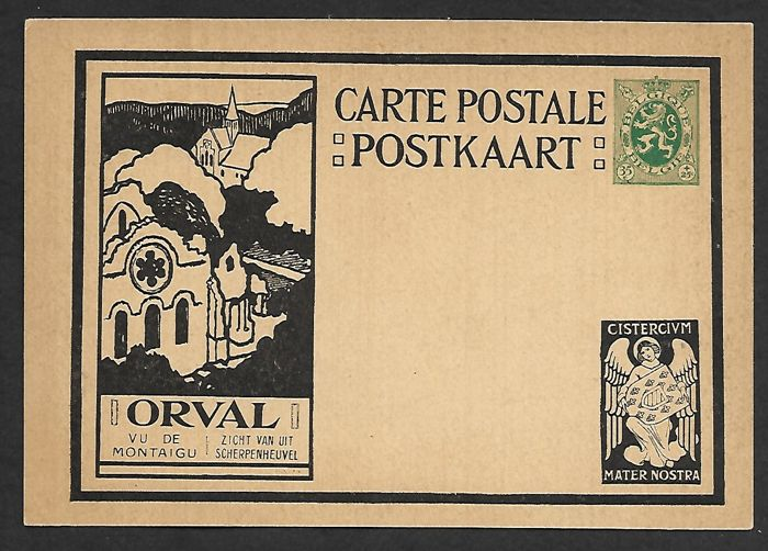 Belgium - Batch of over 140 early postcards