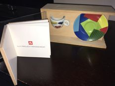 Maurizio Cargnelli per Illy - celestino lego cup, art collection (limited editiony)