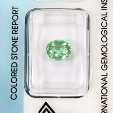 Apatite - 1.71 ct, no reserve price