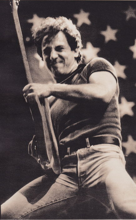 Jeffrey Mayer - Bruce Springsteen - Born in the U.S.A. Tour - Los Angeles - 1985