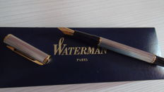 Waterman Paris Fountain Pen argent & gold