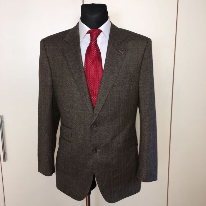 Scabal - 90% Wool 10% Cashmere Jacket Blazer