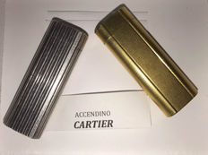 Cartier - 2 pieces - lighters