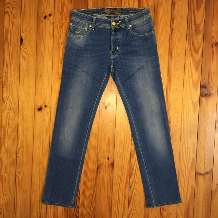 Jacob Cohen - Model 622 Handmade Luxury Jeans - No Reserve!
