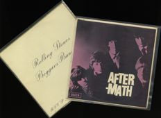"Rolling Stones ""Aftermath"" and ""Beggars banquet"" UK stereo press"