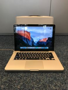 "Apple MacBook A1278 13"" i5 2,3/4GB/320GB/Intel"