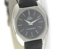 Omega Constellation Women's Ladies Wrist Watch – circa 1977-1980