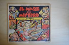 "Flash Gordon, Le Avventure - 5th episode ""Il mare del mistero"" - 1st edition (1937)"