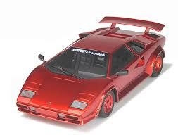 GT-Spirit - Scale 1/18 - Lamborghini Koenig Countach Turbo 1983 - Red