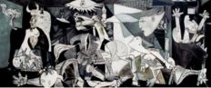 Pablo Picasso (after) - Guernica