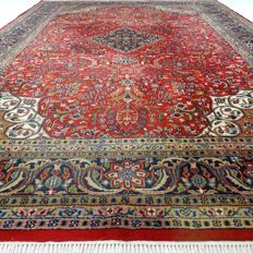 Isfahan - 350 x 250 cm - 'XL - Oriental carpet in beautiful condition' - With certificate