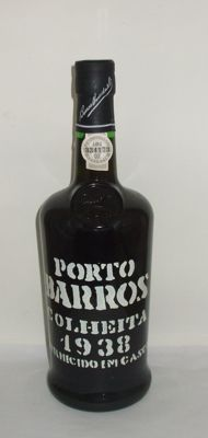 1938 Colheita Port Barros - bottled in 1998