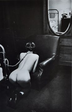 Helmut Newton (1920-2004) - Special Collection - 'Hotel Room, Place de la République' - 1976