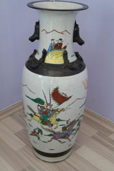 Pretty vase - China - Republic period (1912-1949).