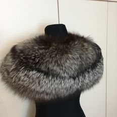 Luxurious Real Fur Stole - Excellent condition!