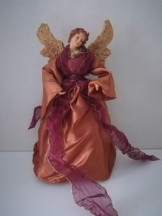 Christmas Angel for big Christmas tree - 60 cm