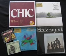Chic (Ltd. 12inch box set!) / Blind Boys Of Alabama / Black Sugar / Hiatus Kaiyote / Sly & The Family Stone / Erroll Garner Trio: Soul/Funk/Jazz/Disco and more on 5x 12inch, 2LP's, 1x 10inch + 3CD's