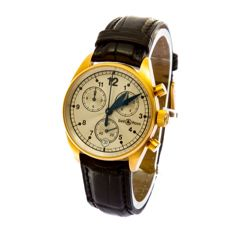 Bell & Ross - Chronograph Vintage Gold - 120Y00138 - Heren - 2000-2010