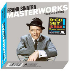 Jazz CD Box sets || Frank Sinatra, Kings of vocal Jazz, Jazz-Bossa Nova || 3x Boxset, 23 CD  ||