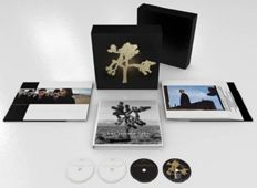 U2 ~ The Joshua Tree ~ 30th Anniversary ~ Super Deluxe CD Box Set ~ Previously Unreleased Tracks ~ mint/Sealed