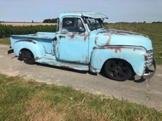Chevrolet - 3100 Pick Up Truck - 1952
