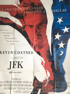 Anonymous - JFK (Kevin Costner) & Bob Roberts - 1992