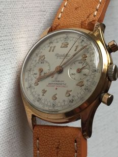 Montdor — Chronograph — Men — 1950-1959